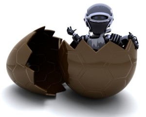 choco egg with toy