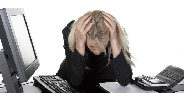стрес от работа