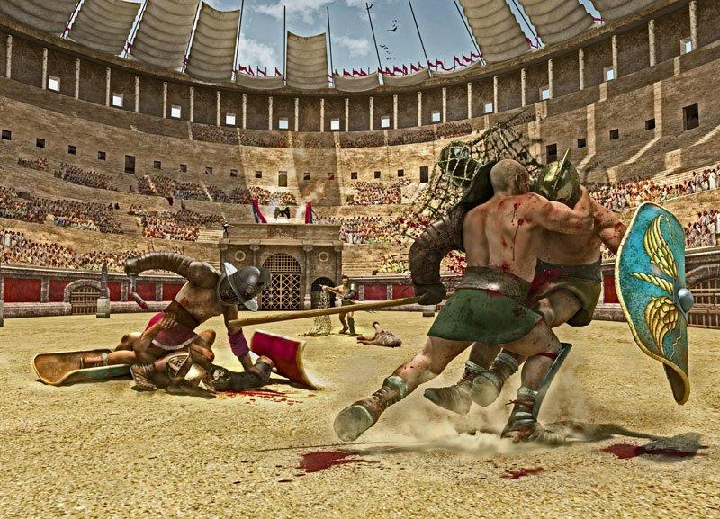 gladiatori rim