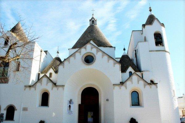 църква алберобело