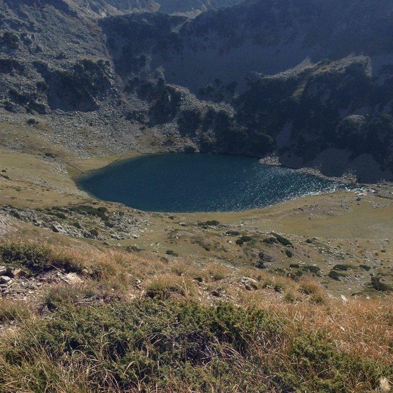едно от езерата