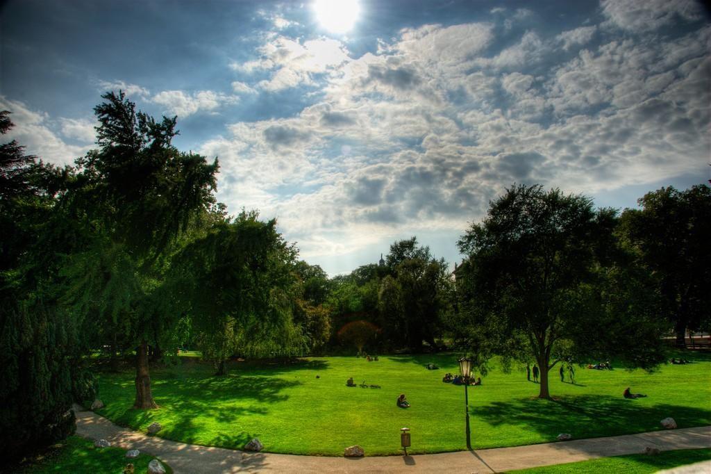 паркове Виена