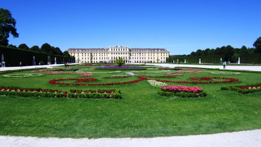 дворец Шьонбрун