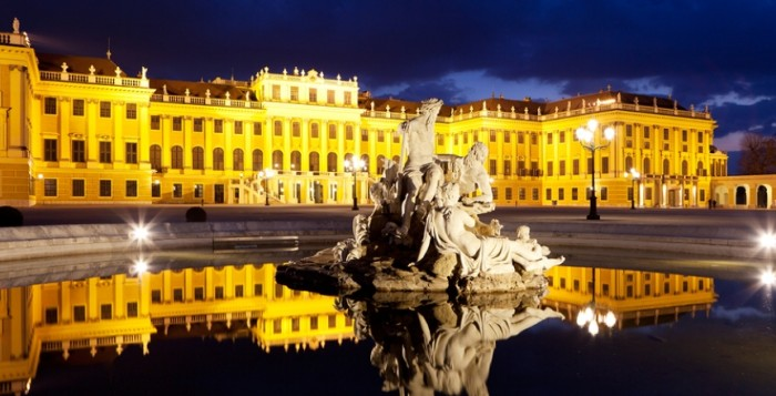Виена