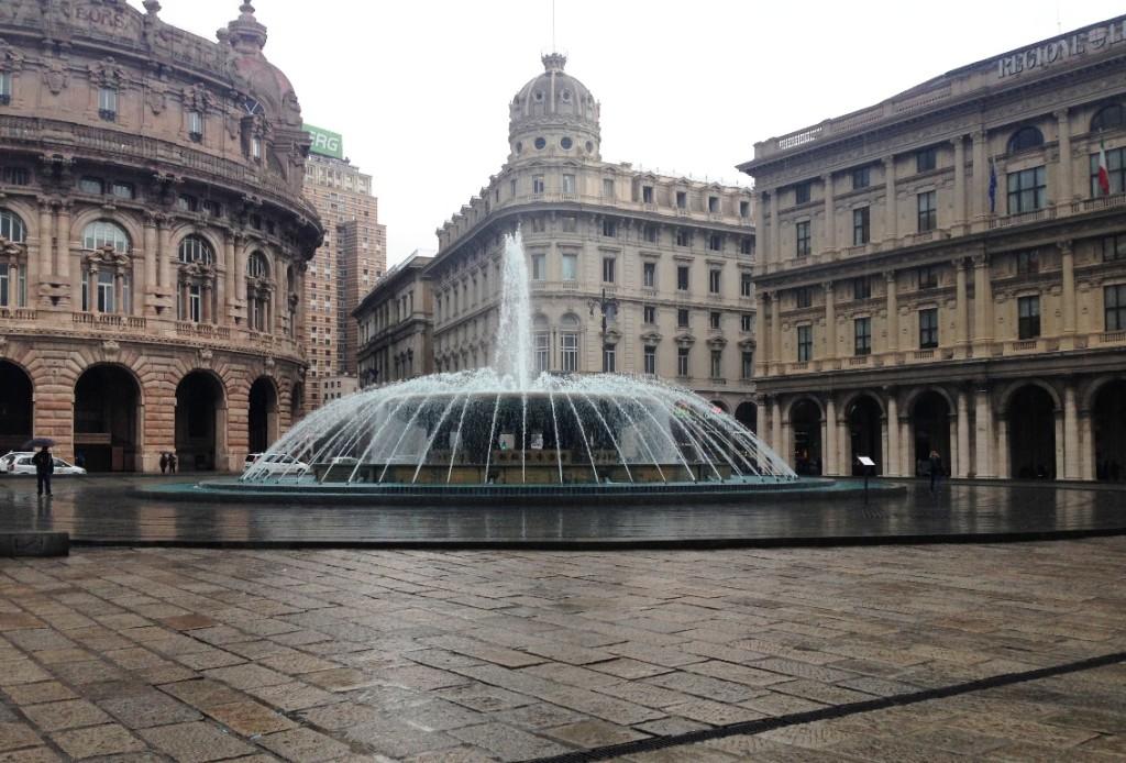 площад Де Ферари