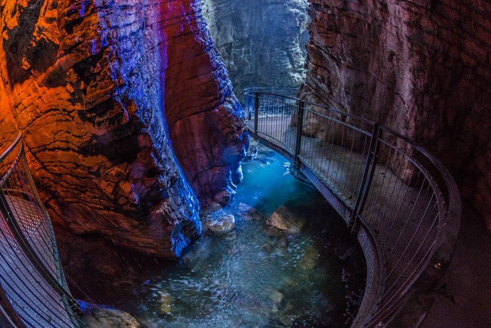водопад Вароне