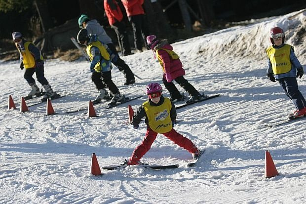 витоша-ски-деца