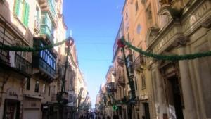 валета главна улица