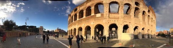 Колизеум панорамна