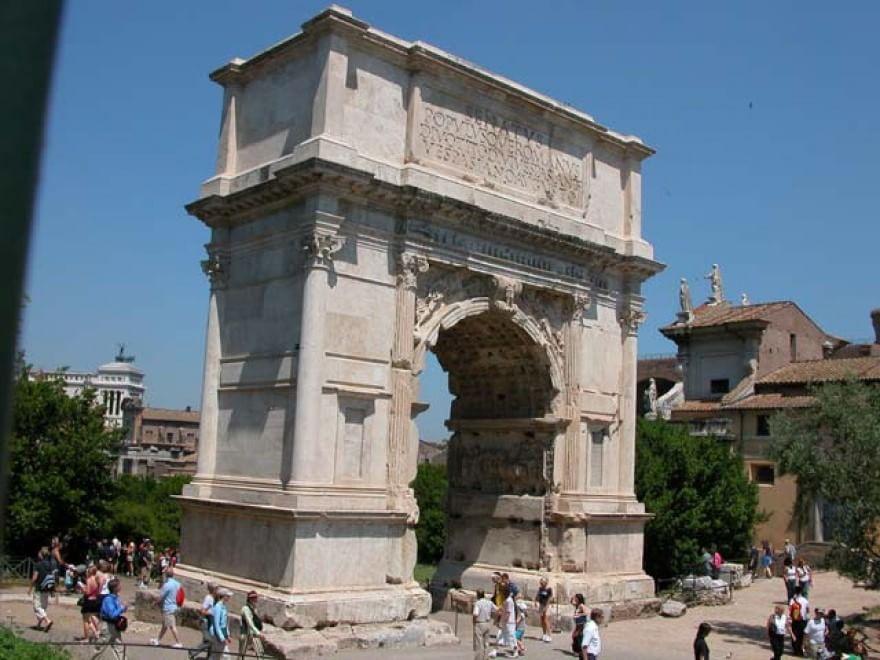 арка на Тит