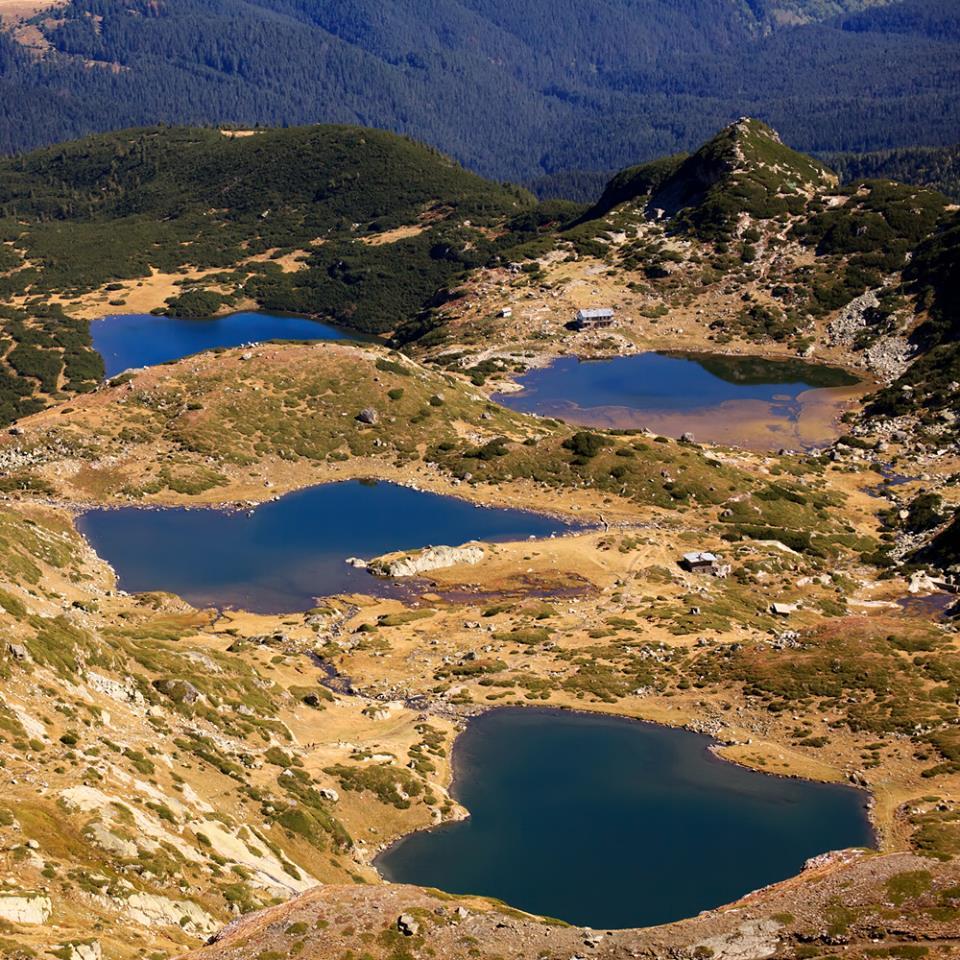 рилските-езера