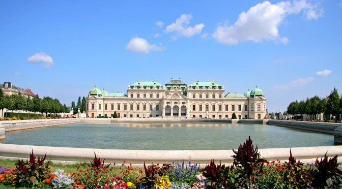 двореца Белведере