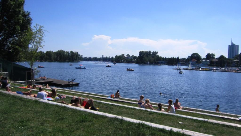 синият Дунав