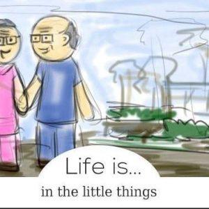 животът е..