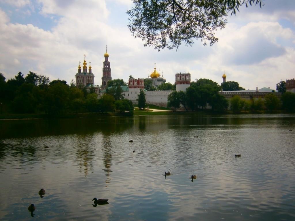Новодевически манастир