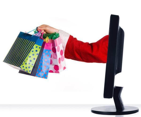 онлай пазаруване Коледа