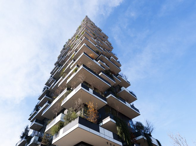 сграда Милано