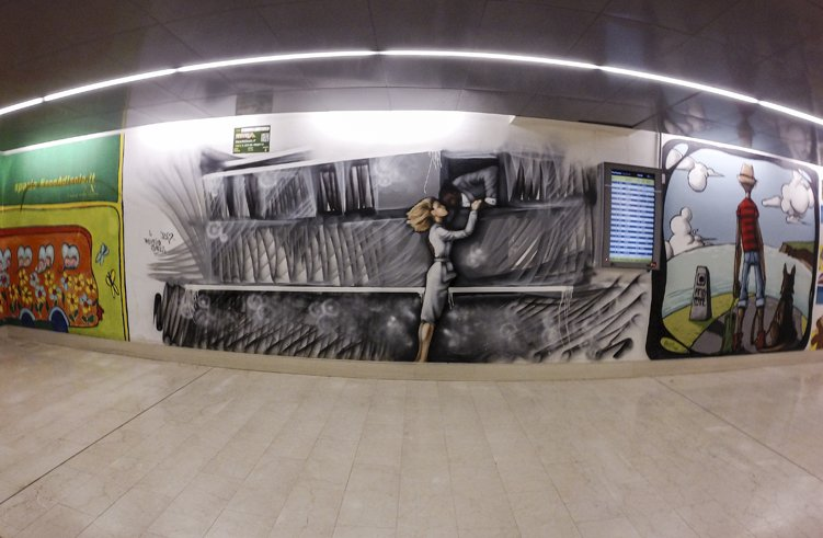 изкуство Милано