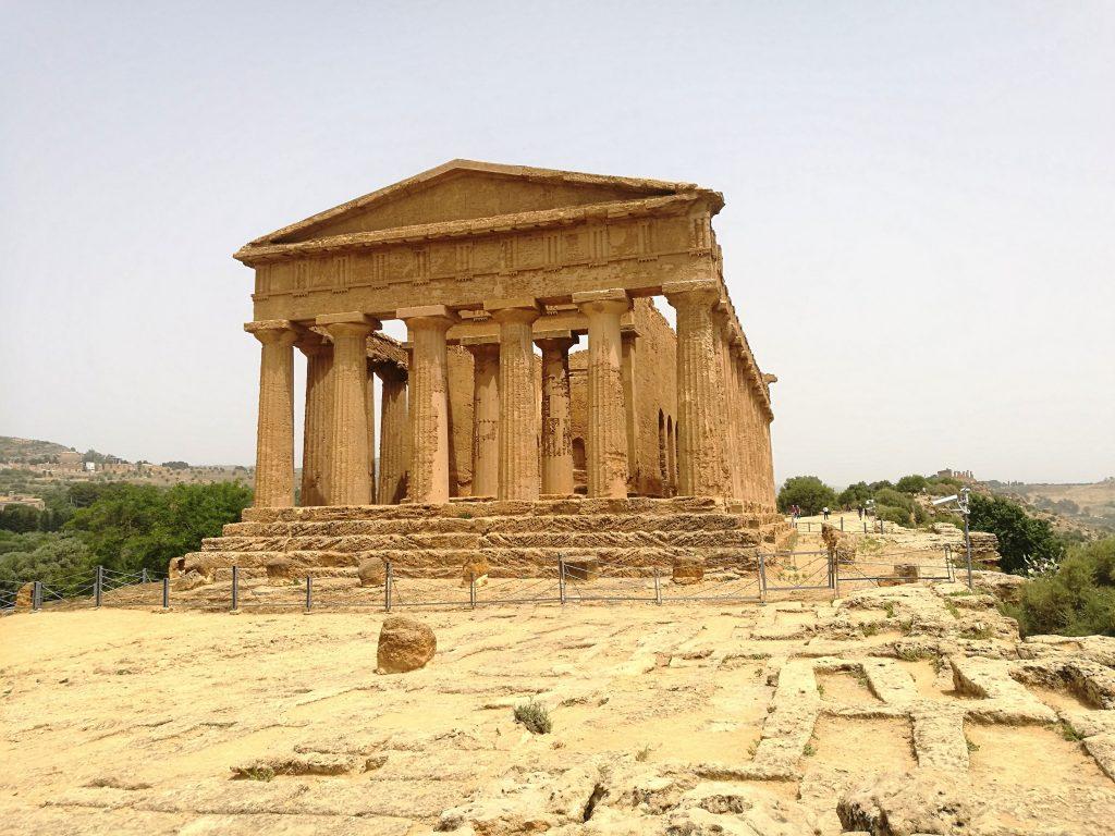 храмът на Конкордия