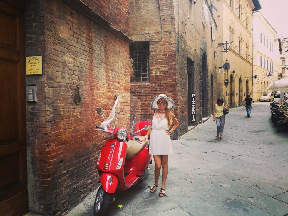 Любимата-Италия