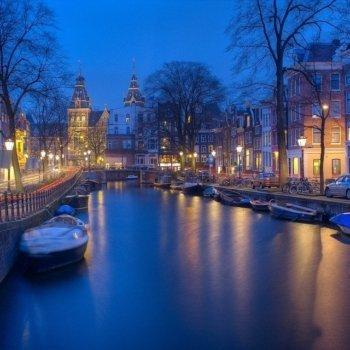 канали-на-Амстердам