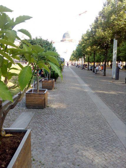 паркове в Берлин