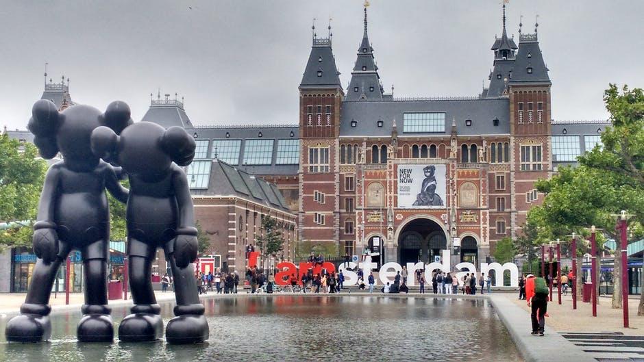 free tour амстердам