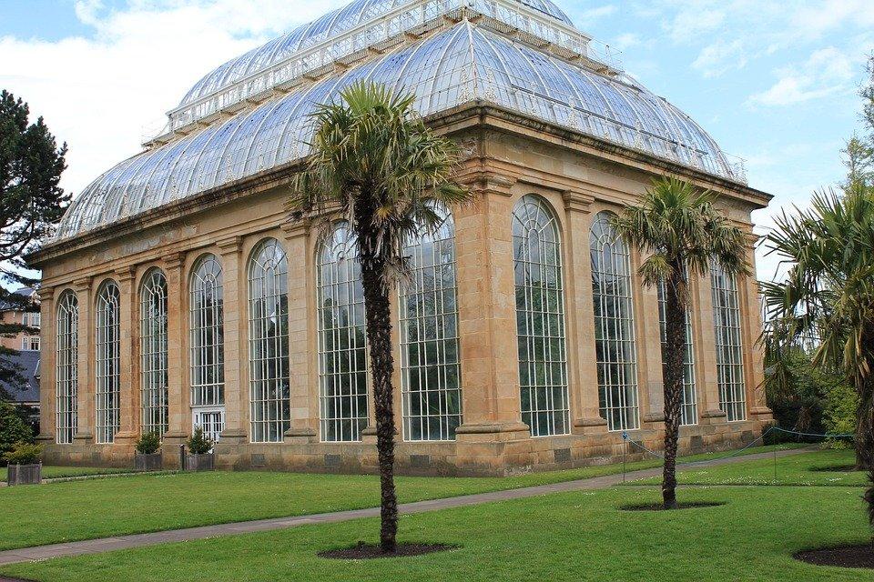 ботаническа градина Единбург