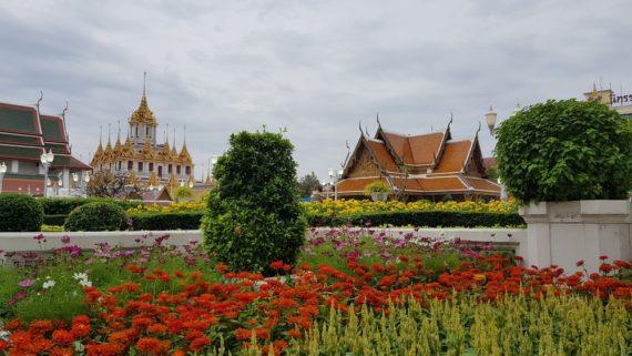 климат в Банкок