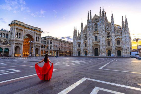 Милано-Дуомо