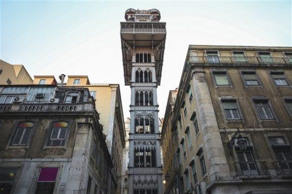 асансьор в Лисабон