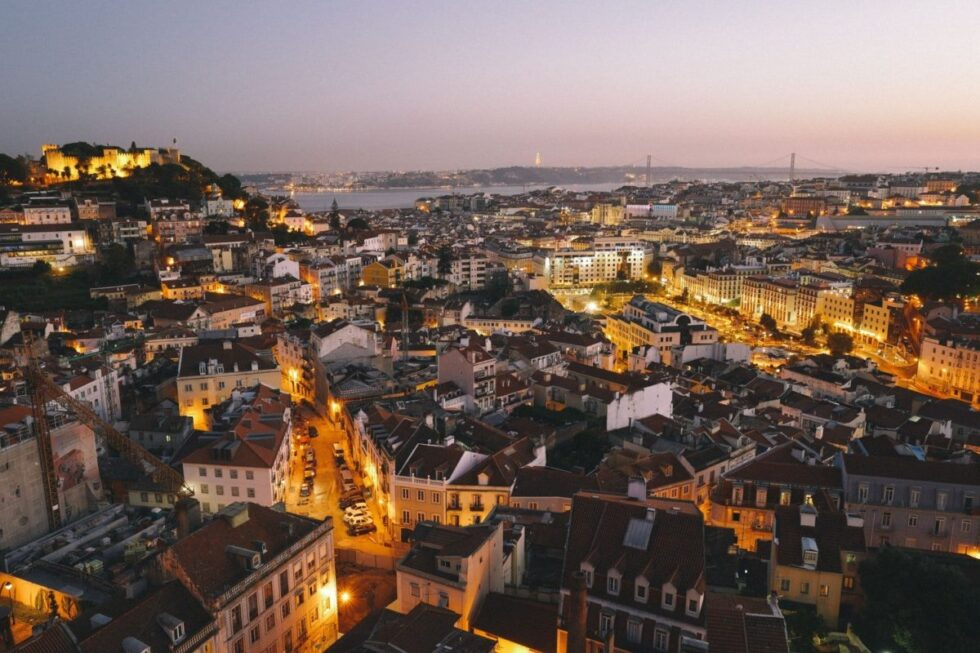 Лисабон главна