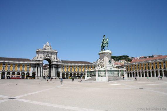 Търговски площад Лисабон