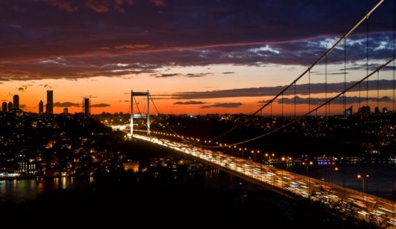 мост над Босфора