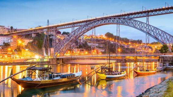 Порто мост