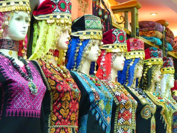 сувенири от Йордания