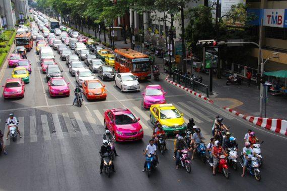 таксита в Тайланд