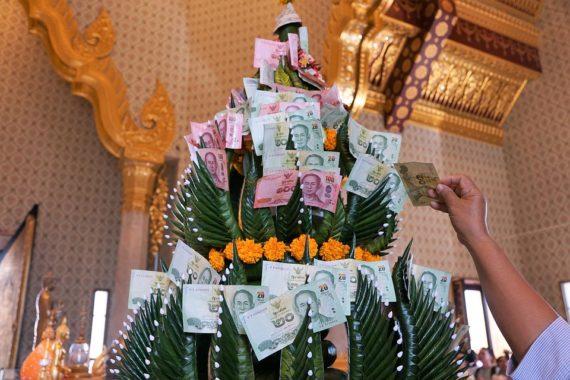 тайландски банкноти