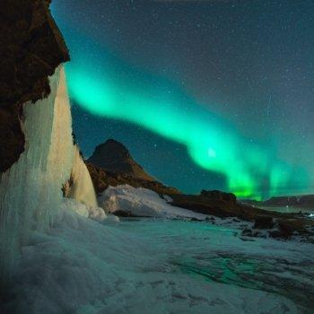 Северно Сияние Исландия