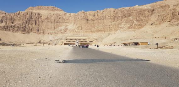 храм на Хатшепсут