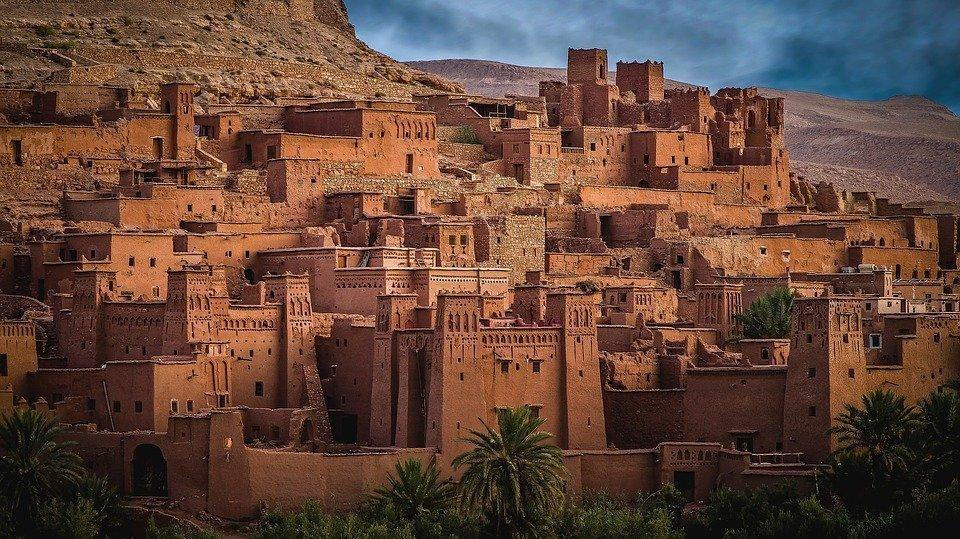 Мароко градове