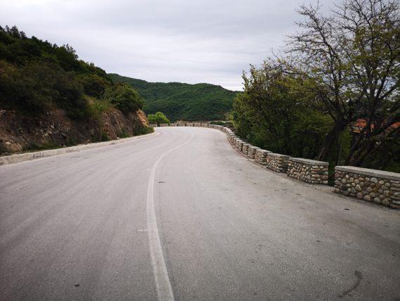 път между манастирите