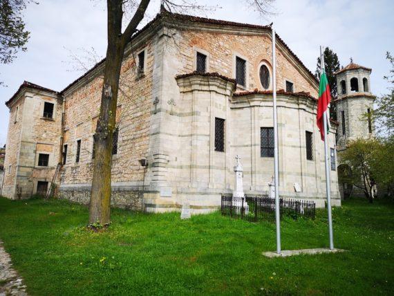 църква Св.Николай Копривщица