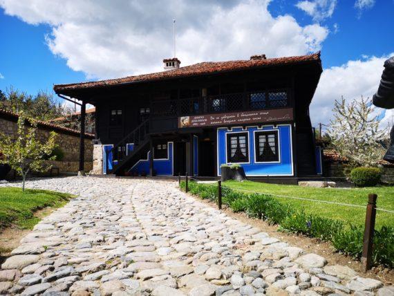 къща на Дебелянов