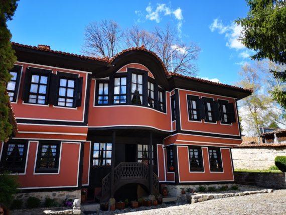 къща музей Тодор Каблешков