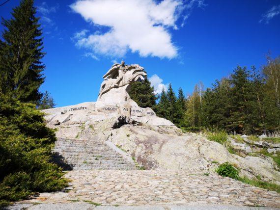 паметник Бенковски