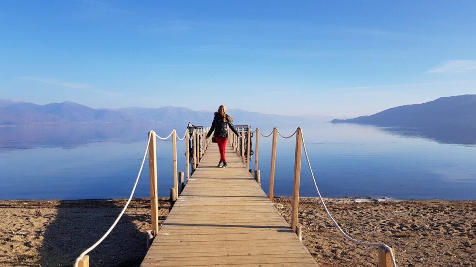 Преспанско езеро Охрид