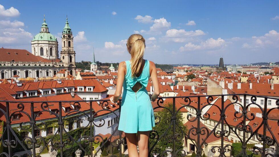 гледки от Прага