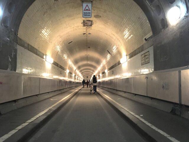 тунела под Елба