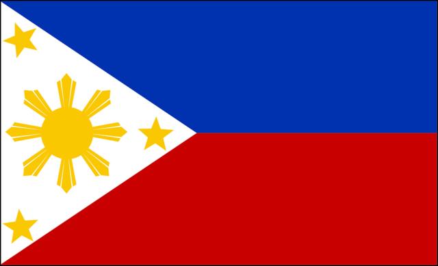 знаме на Филипините